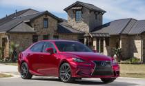 Lexus bắt đầu sản xuất IS 2014