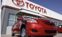 Toyota tiếp tục dẫn đầu về doanh số bán hàng