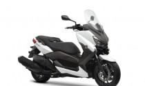 Yamaha ra mắt X-Max 400 2013
