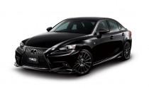 Lexus IS F-Sport 2014 hầm hố hơn với gói TRD