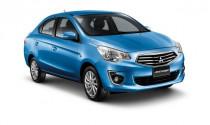 Mitsubishi Attrage được sản xuất tại Thái Lan