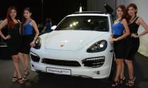 Porsche Cayman và Cayenne Turbo S ra mắt tại Malaysia