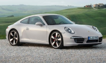 Porsche 911 kỷ niệm 50 năm bằng phiên bản giới hạn