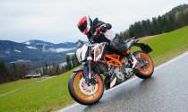 KTM 390 Duke đã sẵn sàng trình diện