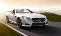 Mercedes-Benz SLK 2013 bị lỗi túi khí