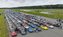 Mazda MX-5 lập kỷ lục Guinness thế giới