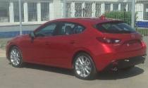Mazda3 2014 lộ ảnh trước ngày ra mắt