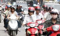 Xe máy sẽ đóng 150.000 đồng phí đường bộ