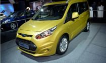 Ford Tourneo được trang bi động cơ tăng áp