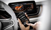BMW Concept Active Tourer Outdoor tích hợp thêm ConnectedDrive