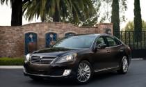 Hyundai Equus 2014 tăng giá 1.750 USD