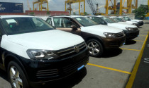 Volkswagen Touareg 2013 đầu tiên về Việt Nam