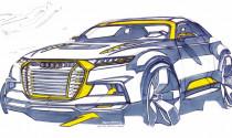 Audi A3 đối thủ mới của BMW 1-Series GT