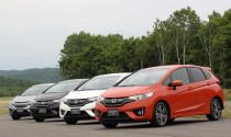 Hình ảnh chính thức của Honda Fitt/Jazz 2014