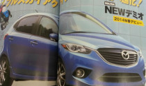 Mazda2 2015 sẽ Kodo hóa
