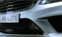 Mercedes-Benz bật mí S63 AMG mới?