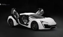 W Motors Lykan Hypersport có giá siêu đắt