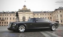 Limousine nào dành cho tổng thống Nga?