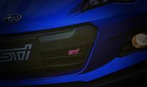 Hình ảnh đầu tiên của Subaru BRZ STI 2014