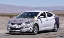 Hyundai làm mới toàn diện Elantra