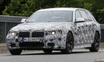 BMW 5 Series 2016 bị phát hiện trên đường thử