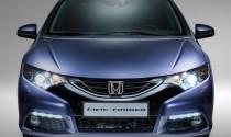 Honda Civic Tourer lộ diện trước thời điểm ra mắt