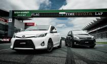 Toyota ra mắt phiên bản Vitz GRMN Turbo được cho là của Yaris