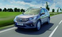 Honda CR-V Diesel chỉ tiêu tốn 4.5 lít/100km