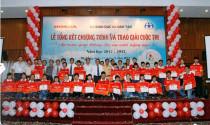 Honda Việt Nam trao giải cuộc thi giao lưu tìm hiểu ATGT