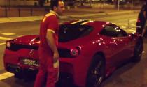Ferrari 458 Speciale lộ diện trên đường phố