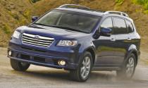 Subaru Tribeca thế hệ mới ra mắt vào năm 2016