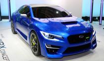 Subaru WRX 2015 sẽ ra mắt tại LA Auto Show
