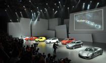 Frankfurt Motor Show 2013: Buổi ra mắt của tập đoàn Volkswagen