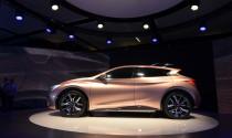 Frankfurt Motor Show 2013: Infiniti ra mắt Q30 Concept