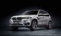 BMW phát triển X5 plug-in hybrid