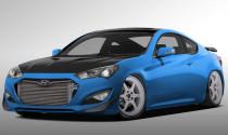 Hyundai đem xe 1000 mã lực đến SEMA Show