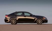 Lexus IS F 2014 có giá từ 63.350 USD