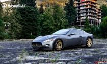 Say đắm trước dáng vẻ mới của Maserati GranTurismo