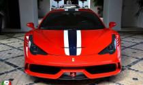 Cận cảnh Ferrari 458 Speciale ra mắt ở Tây Ban Nha