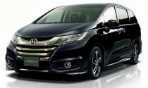 Honda giới thiệu Odyssey hoàn toàn mới