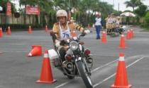 Không hạn chế đối tượng được thi bằng lái xe A2