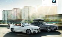 BMW 4 Series mui trần lộ ảnh hot