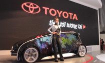 VMS 2013: Toyota Fun Vii - Mẫu concept của tương lai