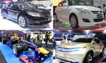 VMS 2013: Những ngôi sao sáng của Vietnam Motor Show