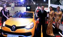 VMS 2013: Renault Clio RS – mẫu hot hatch không thể bỏ qua