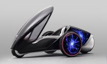 Toyota giới thiệu mẫu xe tương lai đọc được ý nghĩ