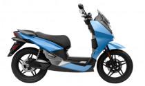 Vectrix VT- 1 – xe tay ga điện chạy 62km/h