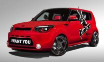 Kia thiết kế xe lấy ý tưởng từ The Voice