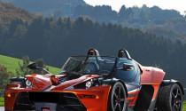 """KTM X-Bow GT """"dữ dội"""" hơn với bản độ của Wimmer"""