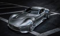 Mercedes-Benz AMG tiết lộ mẫu Vision Gran Turismo Concept cho game